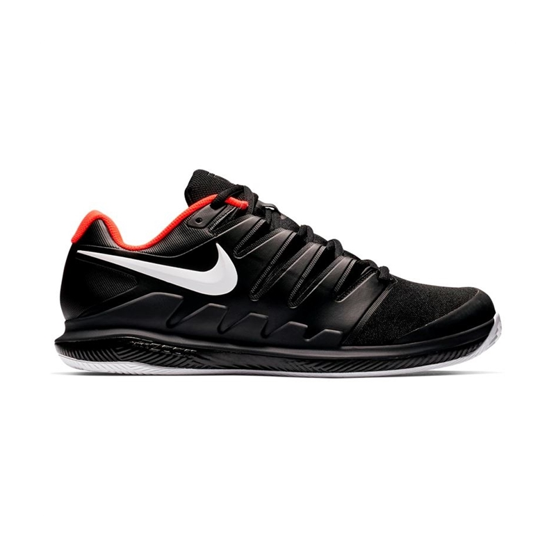 new style 0a4e1 a209d Nike Air Zoom Vapor X Clay Padel Black Red. 13098